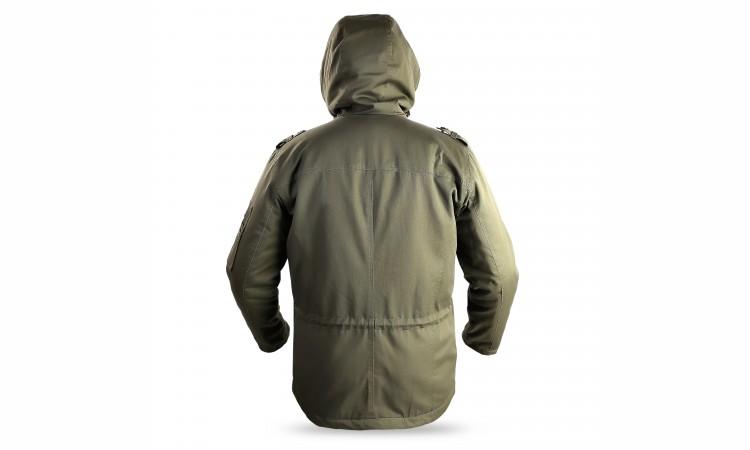 Куртка D303 Oliva